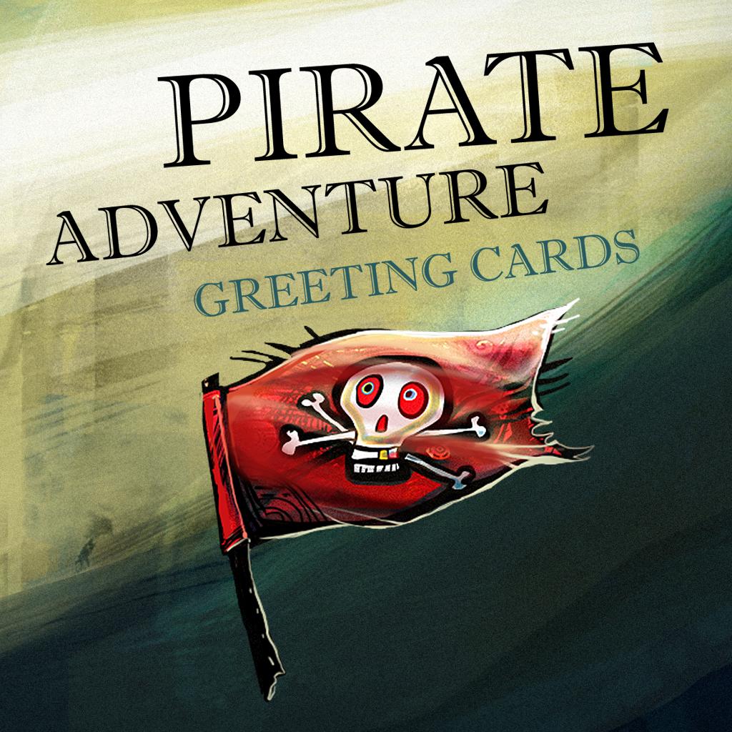 Pirate Adventure Greeting Cards Free Iphone Ipad App Market